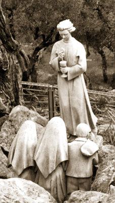Znalezione obrazy dla zapytania aniolz fatimy