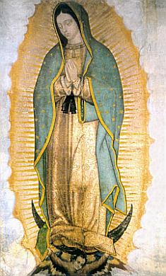 La Virgen De Guadalupe El Perú Necesita De Fátima