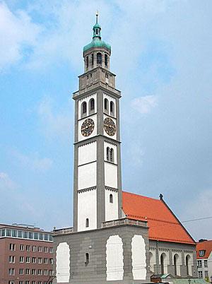 Nuestra se ora la que desata los nudos el per necesita for Puerta jakober augsburgo