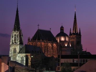 Catedral de Aix-la-Chapelle