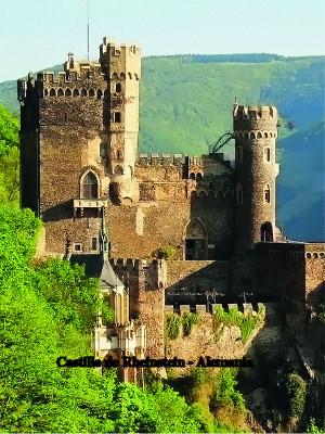 Castillo de Rheinstein - Alemania