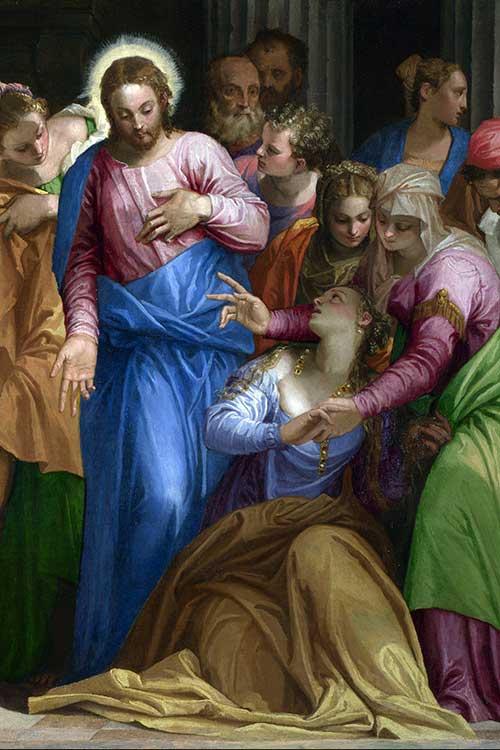 Conversión de María Magdalena