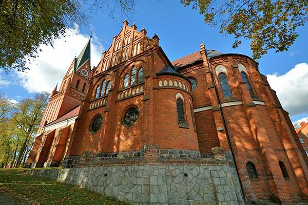 Basílica Menor de Gietrzwald